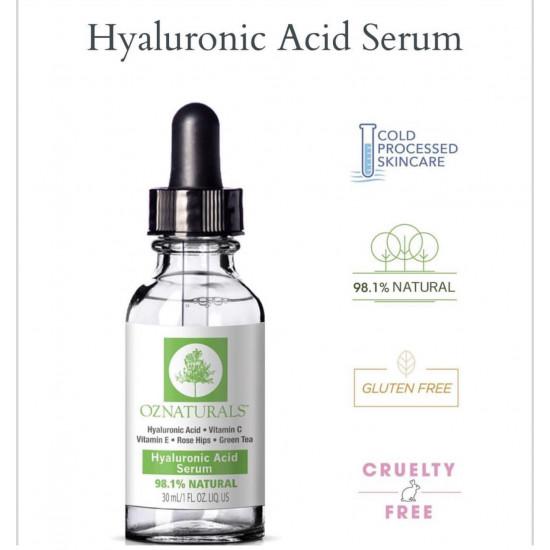 Oznaturals Hyaluronic Acid serum